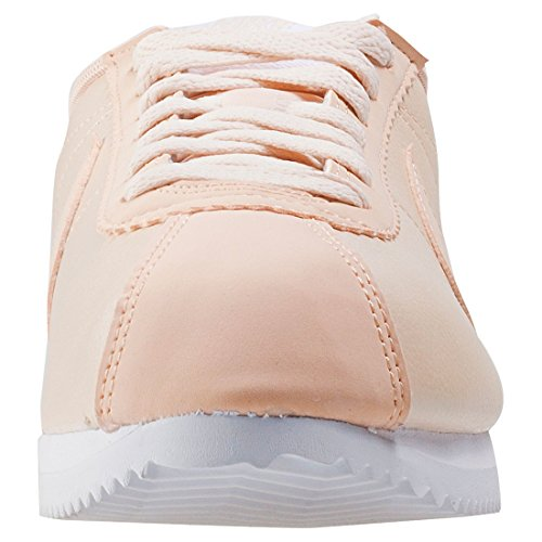 NikeClassic Cortez Orange Quartz - Sandali con Zeppa donna , rosa (Orange Quartz/Orange Quartz-white)