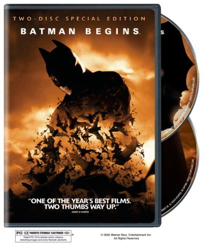 Batman Begins (Two-Disc Special Edition) by Christian Bale