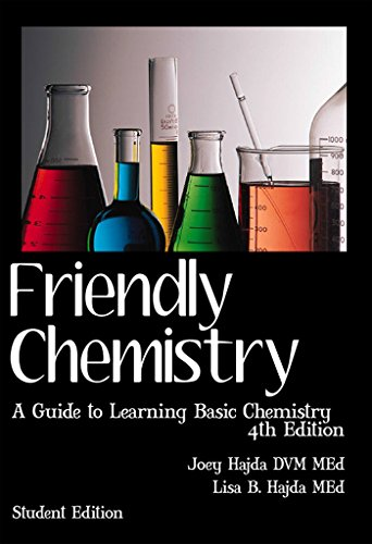 Amazon friendly chemistry student edition a guide to learning friendly chemistry student edition a guide to learning basic chemistry by hajda joey fandeluxe Image collections