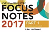 img - for Wiley CIAexcel Exam Review Focus Notes 2017, Part 1: Internal Audit Basics (Wiley CIA Exam Review Series) book / textbook / text book