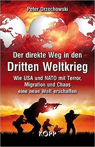 Buch Cover für Der direkte Weg in den Dritten Weltkrieg