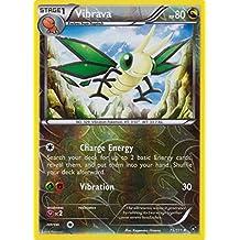 Pokemon - Vibrava (98/149) - BW - Boundaries Crossed - Reverse Holo