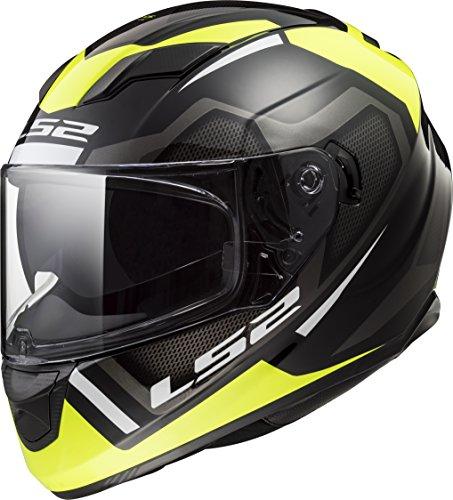 Motorcycle Helmet Yellow - 9