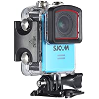 SJCAM M20 4K 1080P Full HD 16MP 166¡ãWide Angle Waterproof 30M WiFi Sports Action Camera - Blue