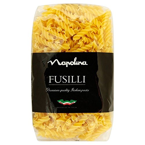 Napolina Fusilli (500g) - Pack of 2 by Napolina