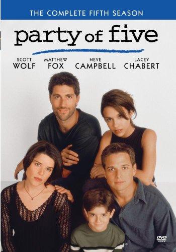 PARTY OF FIVE - SEASON 5 -  DVD, Scott Wolf