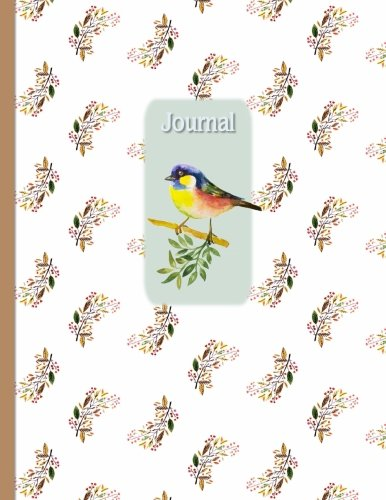 Journal: Fall Bird Design: 8.5