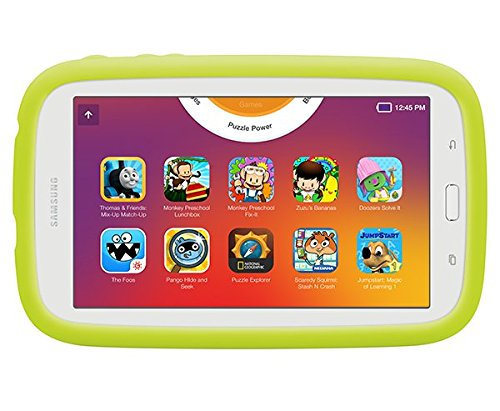 "Samsung Galaxy Tab E Lite Kids 7""; 8 GB Wifi Tablet (White) SM-T113NDWACCC"