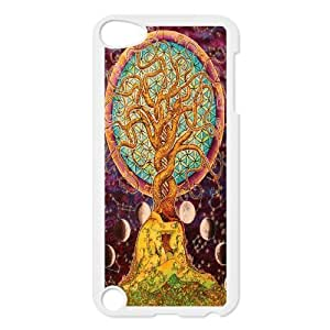 Ipod Touch 5 Cases the Lovers, Watercolor Painting. the Tree of Life?, Ipod Touch 5 Cases the Tree of Life, [White]