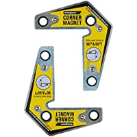 2-Pack Strong Hand Tools Corner Magnet