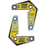 Strong hand Tools MST327 Corner Magnets Twin Pack, 3.25-Inch x 3.75-Inch