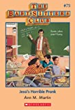 Jessi's Horrible Prank (Baby-Sitters Club #75) by Ann M. Martin front cover