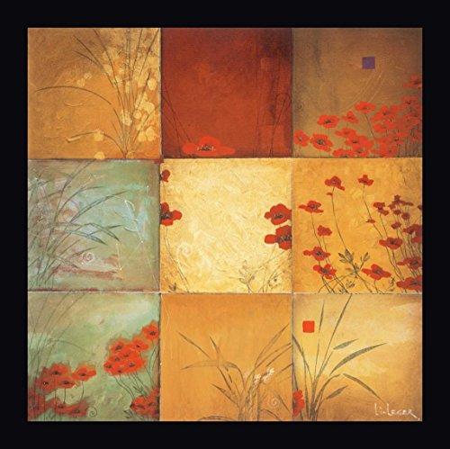 Poppy Nine Patch by Don Li-Leger - 14