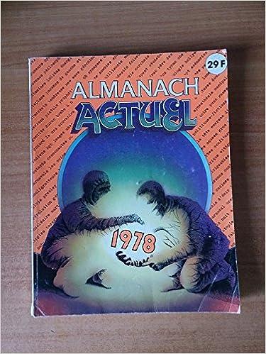 "En ligne Almanach ""Actuel"" 1978 epub, pdf"