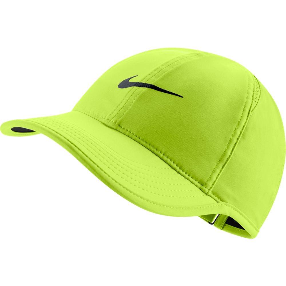 yellow nike hat