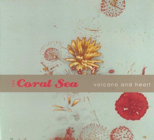 Sea Mad Art (Volcano and Heart)