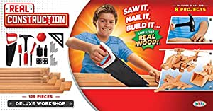 Real Construction Deluxe Tool Workshop