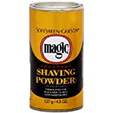 Magic Shave Shaving Powder Gold-5 oz, 3 pk