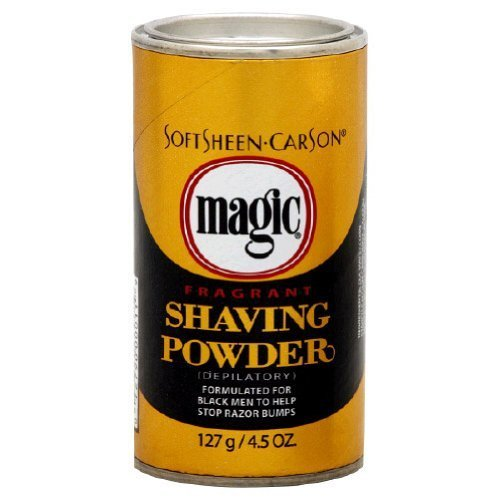 Magic Shave Shaving Powder Gold-5 oz, 3 pk SSC-030B