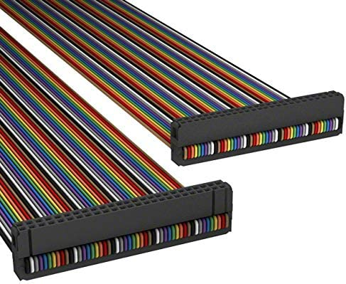 Pack of 10 IDC CABLE ASR50B//AE50M//ASR50B A3BBB-5018M