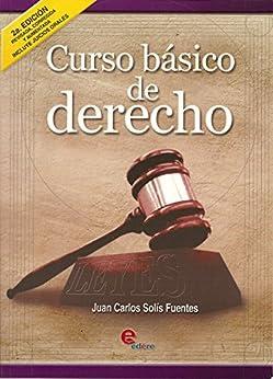 Curso b sico de derecho ebook juan carlos sol s fuentes for Almacen de derecho