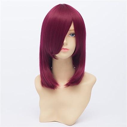 LanTing Cosplay Peluca Cosplay Full Wig Heat Resistant Fiber ...