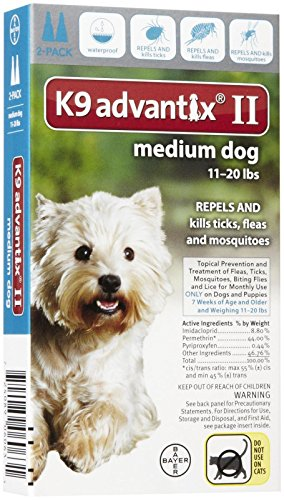 K9 Advantix Puppy - 5