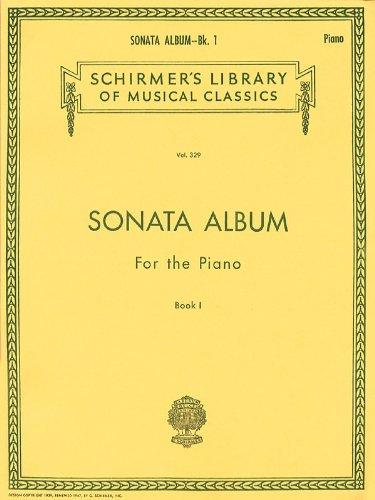 Price comparison product image Sonata Album for the Piano