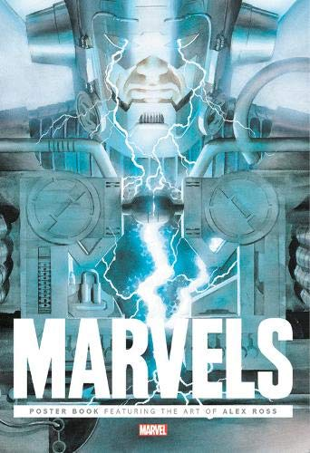Marvels Poster Book por Alex Ross