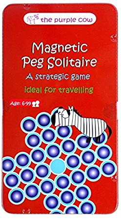 The Purple Cow Magnetic Puzzles