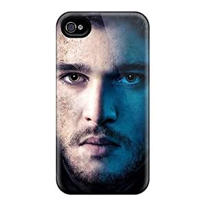 Jfq14627iIPl Cases Covers, Fashionable Iphone 6 Cases - Game Of Thrones Jon Snow