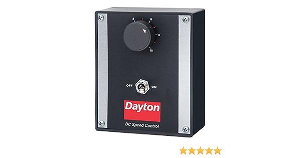 Dayton 4Z226H DC Speed Control