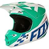 2018 Fox Racing V1 Sayak Helmet-Green-L