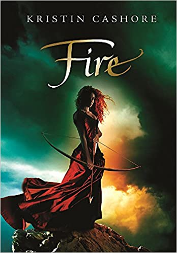 Image result for fire kristin cashore