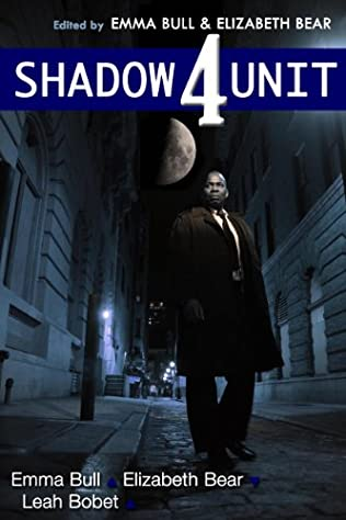 book cover of Shadow Unit 4