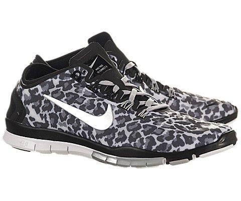 89e510136ff2 Nike Women s Free TR Connect 2 - Black   Metallic Silver-Wolf Grey-White