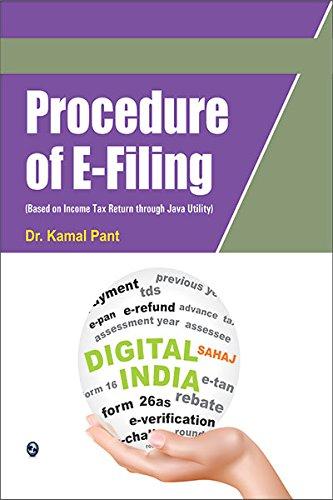 Procedure of E-Filing