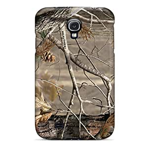 New Detroit Tigers Tpu Case Cover, Anti-scratch Wade-cases Phone Case For Galaxy S4