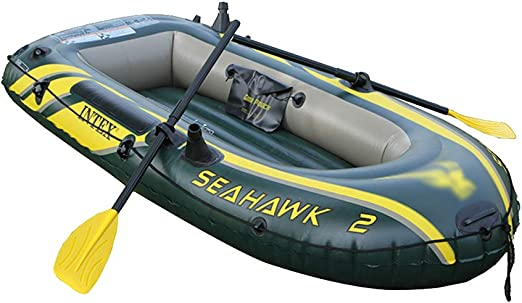 1 Person PVC Schlauchboot Kanu Fsskgxx Aufblasbarer Kajak