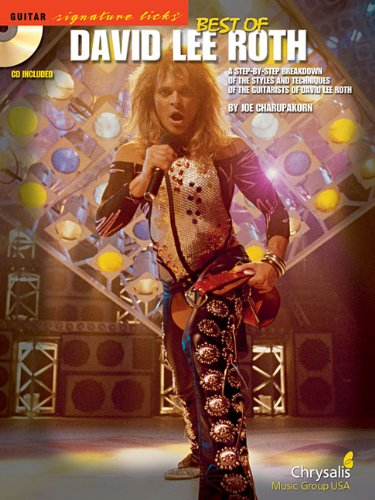 Download Best of David Lee Roth: A Step-By-Step Breakdown of the Styles and Techniques of the Guitarists of David Lee Roth (Guitar Signature Licks) ebook