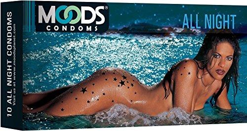 Moods Allnight Condoms 30pcs Condoms by Moods