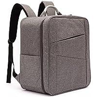 ZLOSKW Waterproof case Shoulder Backpack Bag For DJI Spark Drone + DJI VR Goggles