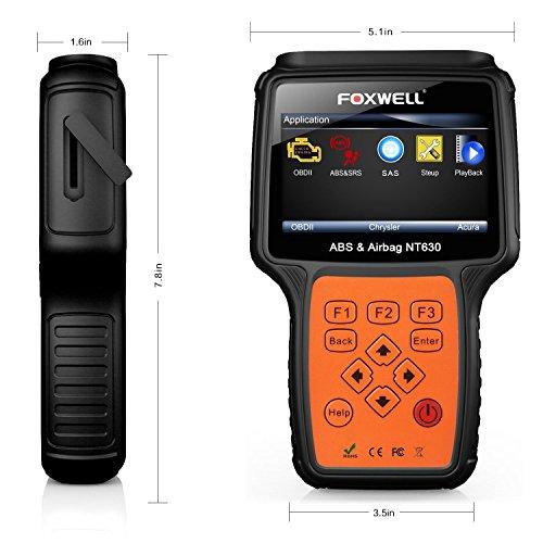 Foxwell NT 630car diagnostic scan tool
