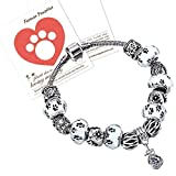 Furever Pawsitive Loss Bracelet Pet Remembrance