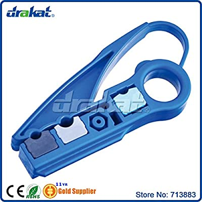 SUNNY-MERCADO alta calidad! CATV Cable coaxial Stripper para ...