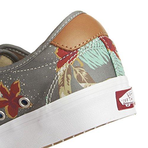 Fashion Vans Light Fabric Aloha Pro Grey High Chima Ferguson Ankle Mens Sneaker qwxqr8Z7R