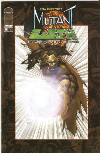 Mutant Earht #2/ Realm of the Claw #2 June 2002 ebook