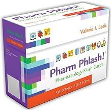 Pharm Phlash Cards!: Pharmacology Flash Cards 2nd Edition by Leek MSN RN CMSRN, Valerie I. (2013) Cards