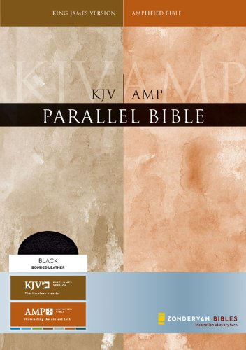 Holy Bible: KJV, Amplified Parallel Bible