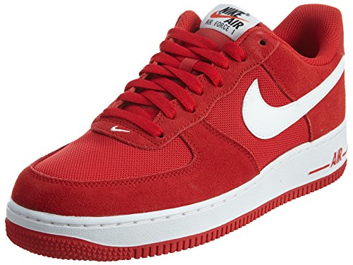 Nike Men's Kaishi 2.0 Game Red/White Running Shoe - 9 D(M) US (Red Nikes Air Shoes For Men)